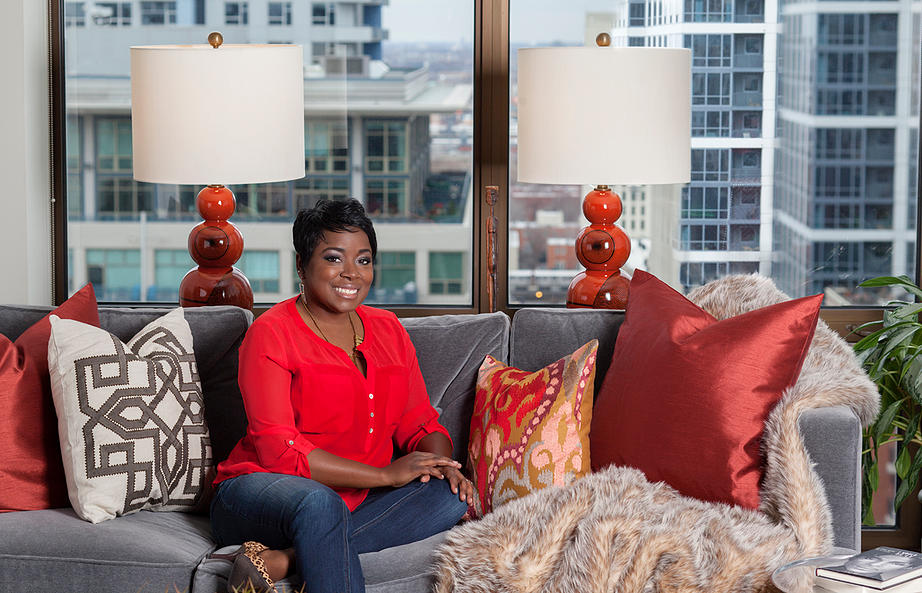 HGTV Design Star Chicagos Own Tiffany Brooks Classic With A Little Funk